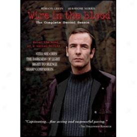 Wire In The Blood Season 2 Dvd