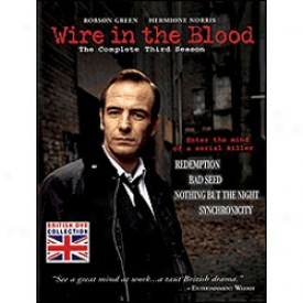 Wire In The Blood Season 3 Dvd