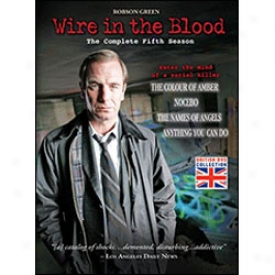 Wirre In The Blood Season 5 Dvd