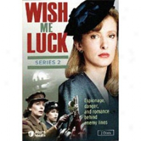 Wish Me Luck Series 2 Dvd