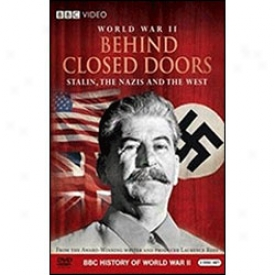 World War Ii Behind Closed Doors Dvd