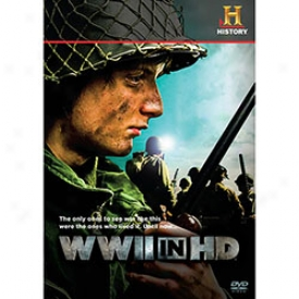 Wwii In Hd Set Dvd Or Bluray