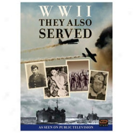 Wwii: They Also Served Dvd