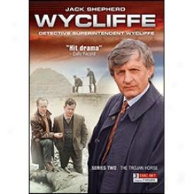 Wycliffe Seriea 2 Dvd