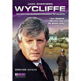Wycliffe Series 4 Dvd