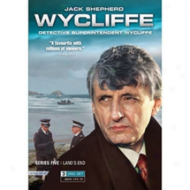 Wycliffe Series 5 Dvd
