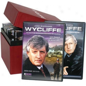 Wycliffe The Com;lte Collection