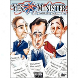 Yes Minister The Complete Collection Dvd