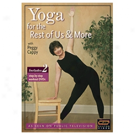 Yoga For The Rest Of Us & More Dvd