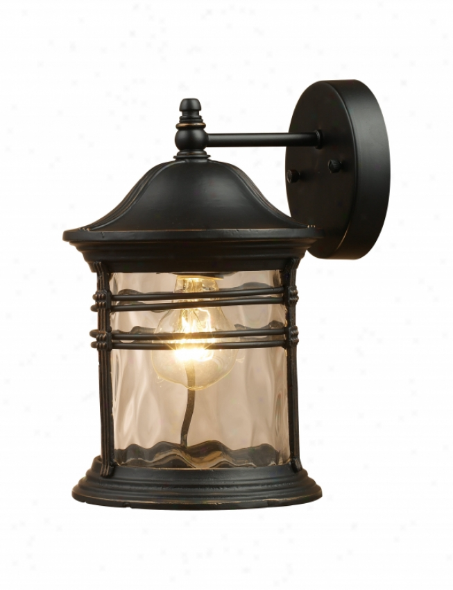08162-mbg - Landmark Lighting - 08162-mbg > Outdoor Wall Sconce