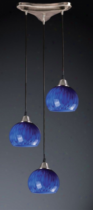 101-3bl - Elk Lighting - 101-3bl > Pendants