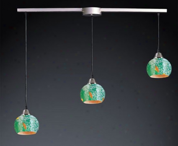 101-3l-mt - Elk Lighting - 101-3l-mt > Pendants