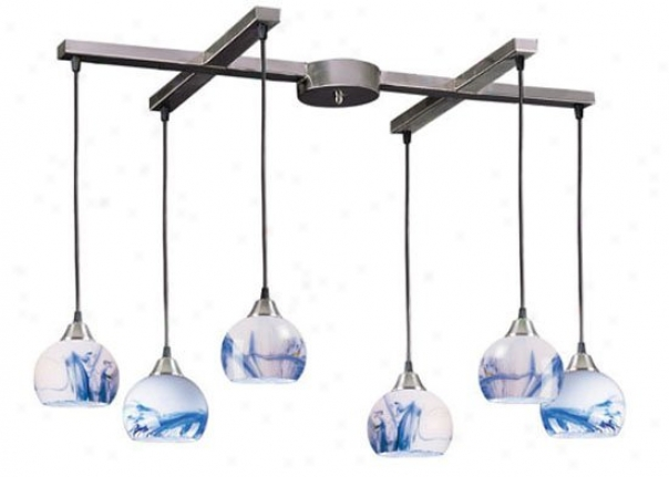 101-6bl - Elk Lighting - 101-6hl > Pendants