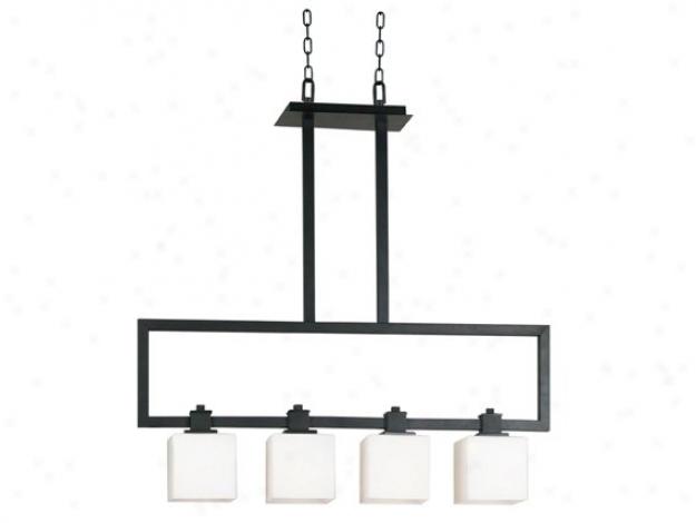 1O143brzg - Kenroy Home - 10143brzg > Bar And Pond  Table Lighting
