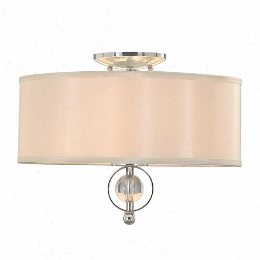 1030-fmch - Golden Lighting - 1030-fmch > Flush Mount