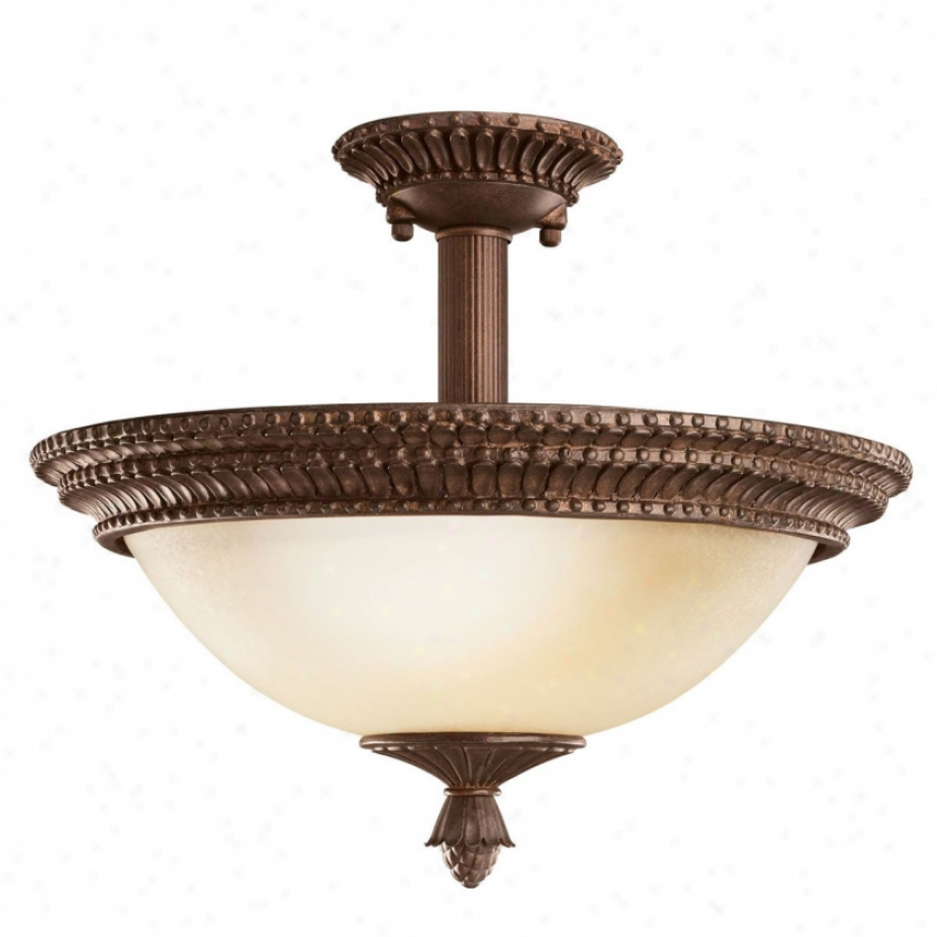 10813tzg - Kichler - 10813tzg > Semi Flush Mount