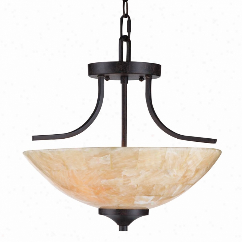 1220-sf-rt - Golden Lighting - 1220-sf-rt > Semi Flush Mount