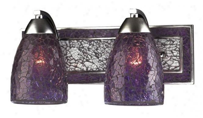 1301-2slv-plc - lEk Lighting - 1301-2slv-plc > Wall Lamps