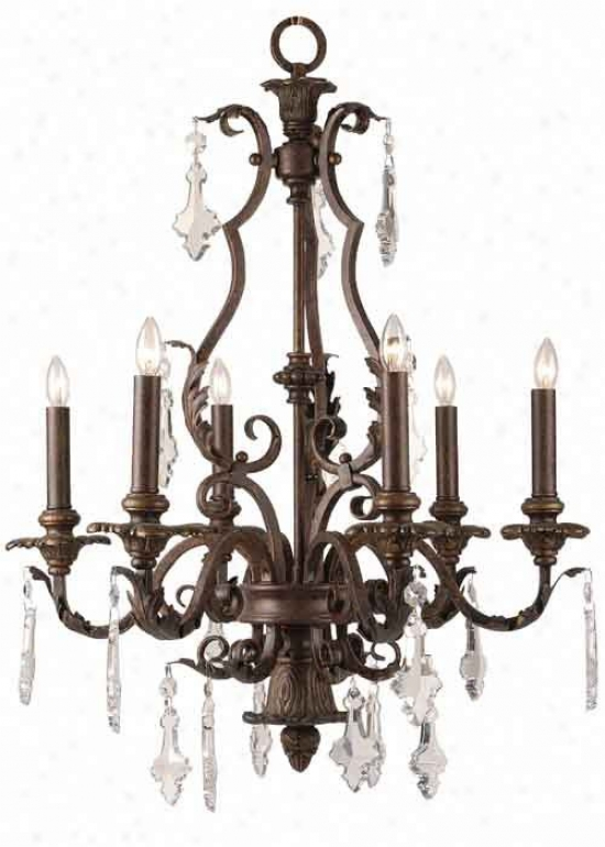 13771-02 - Ijternational Lighting - 13771-02 > Chandelers
