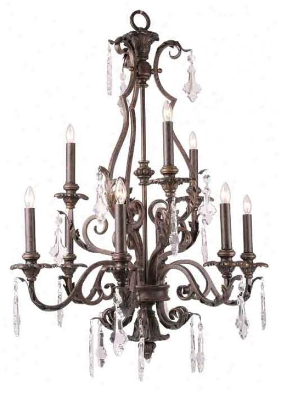 13772-02 - International Lighting - 13772-02 > Chandeliers