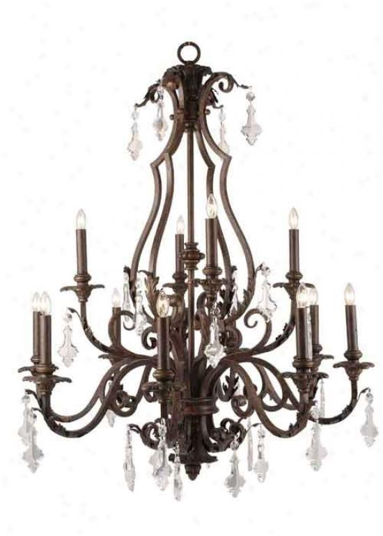 13773-02 - International Lighting - 13773-02 > Chandeljers