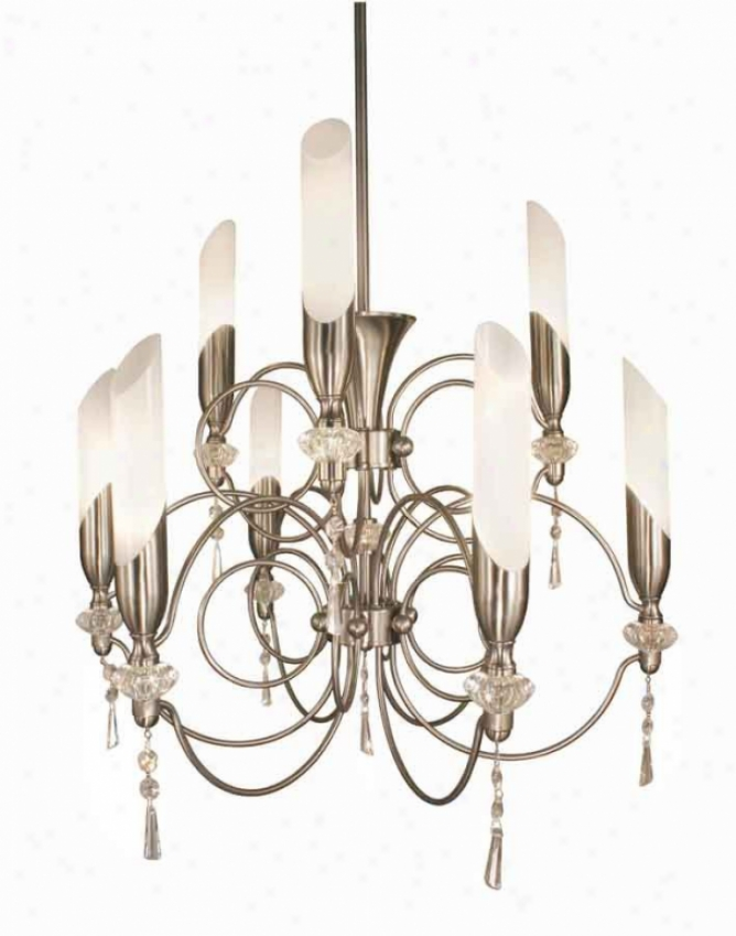 13862-53 - International Lighting - 13862-53 > Chandeliers