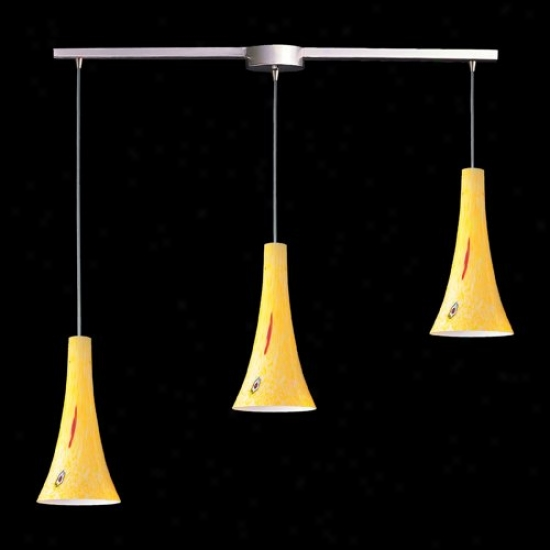 140-3l-yw - Elk Lighting - 140-3l-yw > Chandeliers