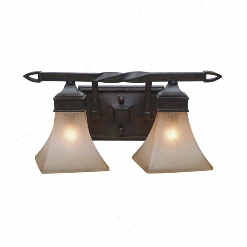 1850-ba2rt - Golden Lighting - 1850-ba2rt > Bath And Vanity Lighting