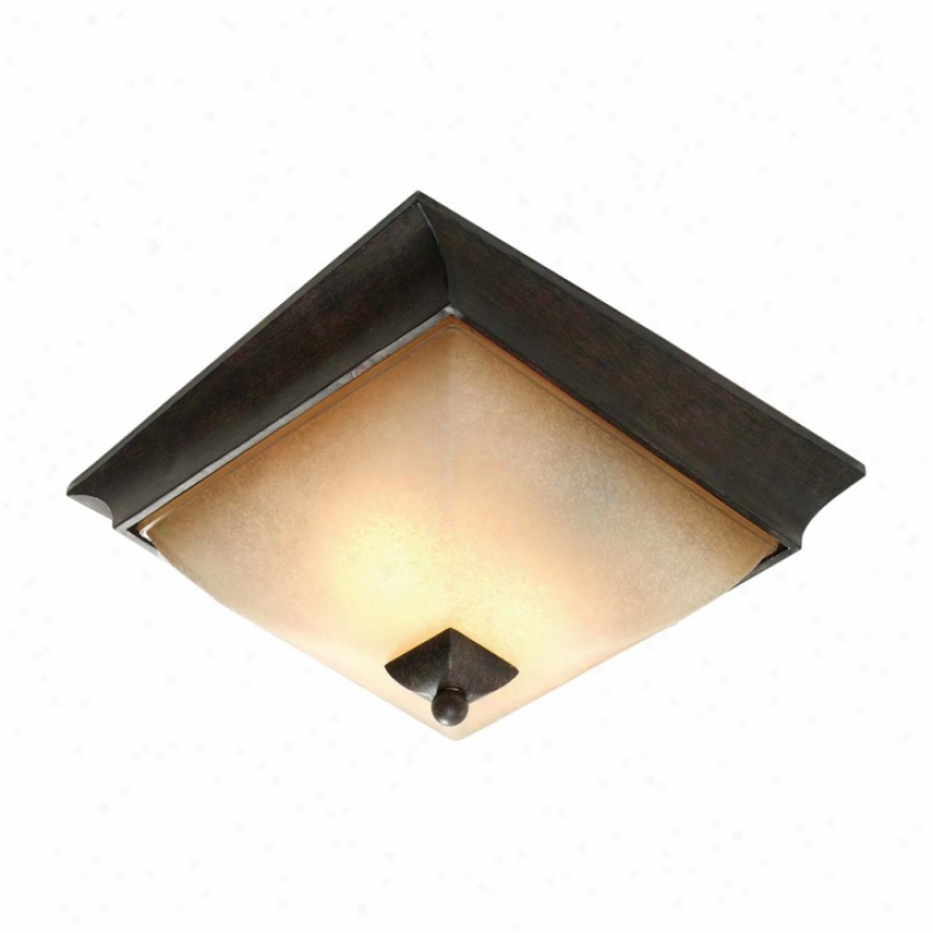 1850-fmrt - Golden Lighting - 1850-fmrt > Flush Mount