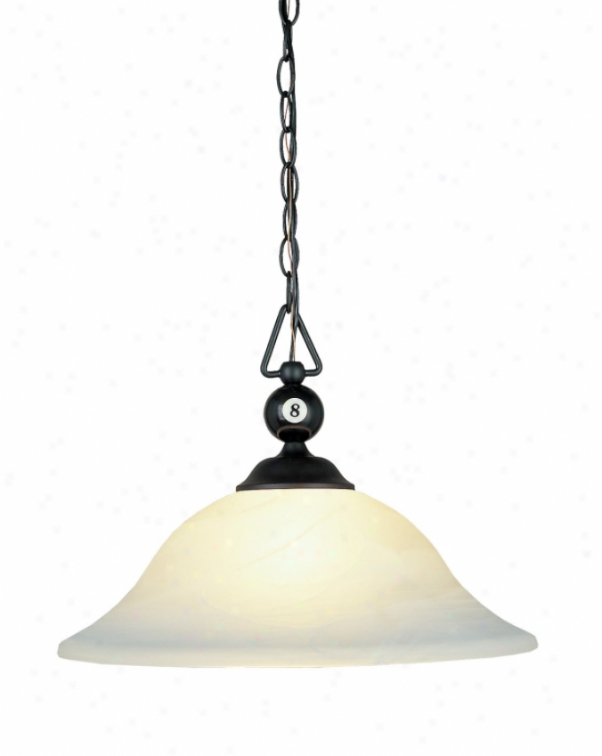 190-p-bk-g1 - Landmark Lighting - 190-p-bk-g1 > Billiard Lighting