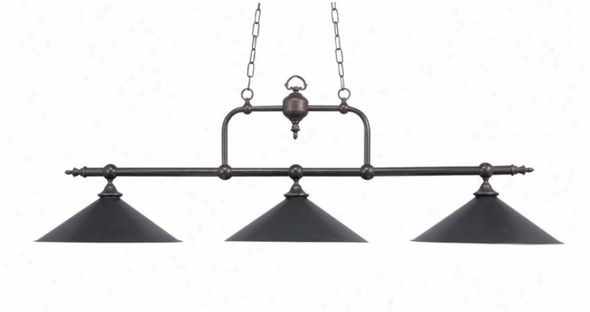 191-tb - Landmark Lighting - 191-tb > Billiard Lighting
