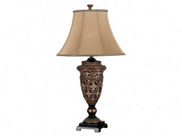 20637glbr - Kenroy Home - 29637glbr > Table Lamps