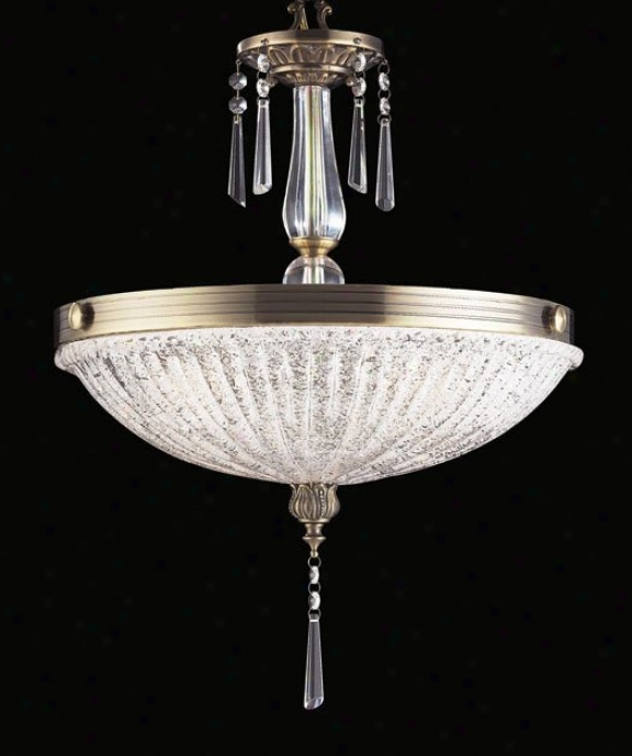 2384_3 - Elk Lighting - 2384_3 > Semi Flush Mount