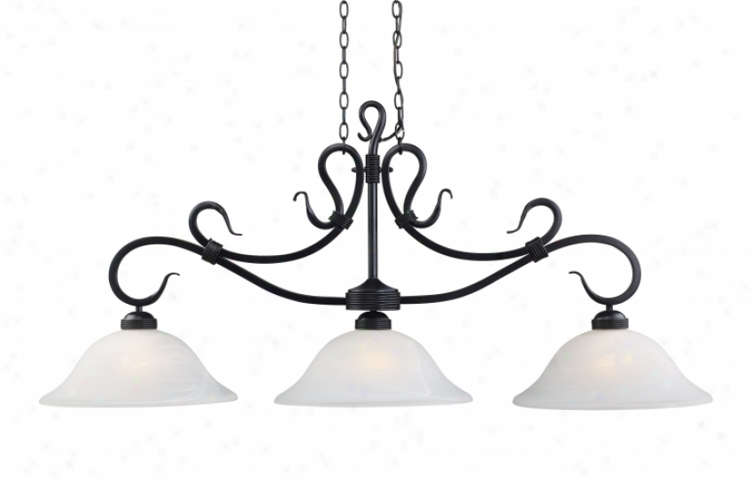 248-bk - Landmark Lighting - 248-bk > Billiard Lighting