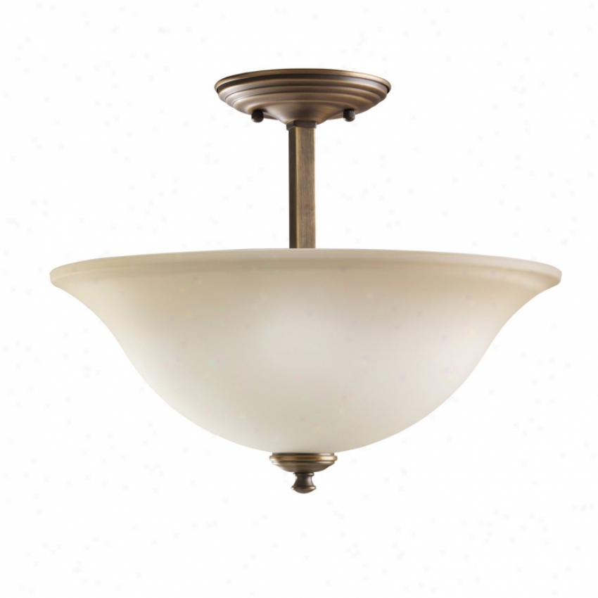 3643vnb - Kichler - 3643vnb > Semi Flush Mount