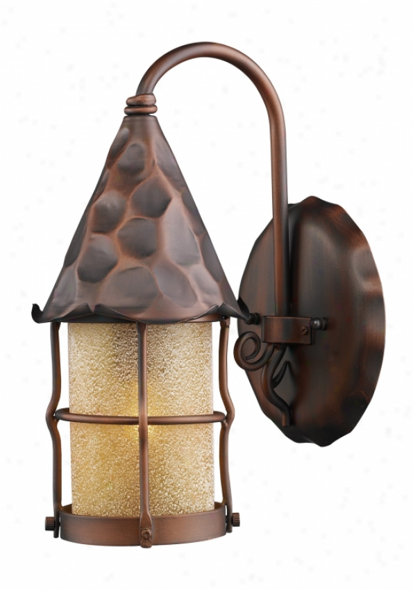 381-ac - Landmark Lighting - 381-ac > Outdoor Wall Sconce