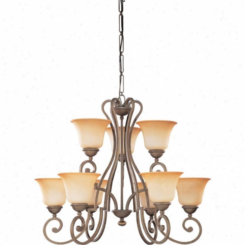 39033ble-71 - Sea Gull Lighting - 39033ble-71 > Chandeliers