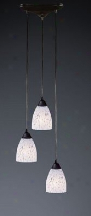 406-3bl - Elk Lighting - 406-3bl > Chandeliers