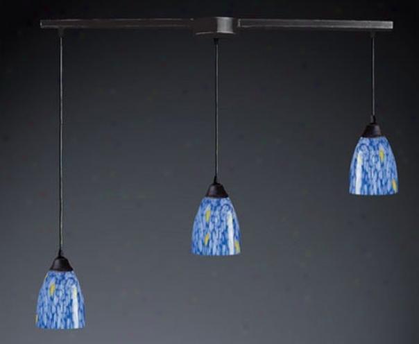 406--3l-sw - Elk Lighting - 406-3lsw > Cahndeliers