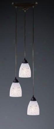 406-3mt - Elk Lighting - 406-3mt > Chandeliers