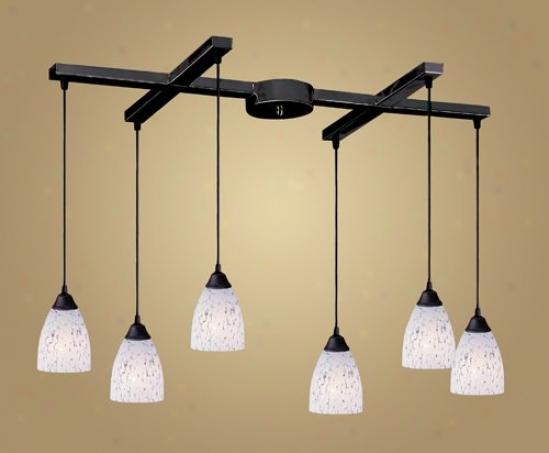 406-6sw - Elk Lighting - 406-6sw > Chand3liers