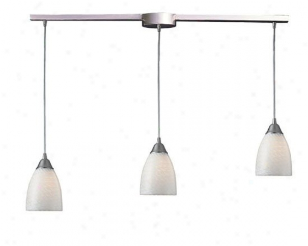 416-3l-sc - Elk Lighting - 416-3l-sc > Pendants