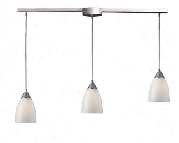 416-3l-ws - Elk Lighting - 416-3l-ws > Pendants