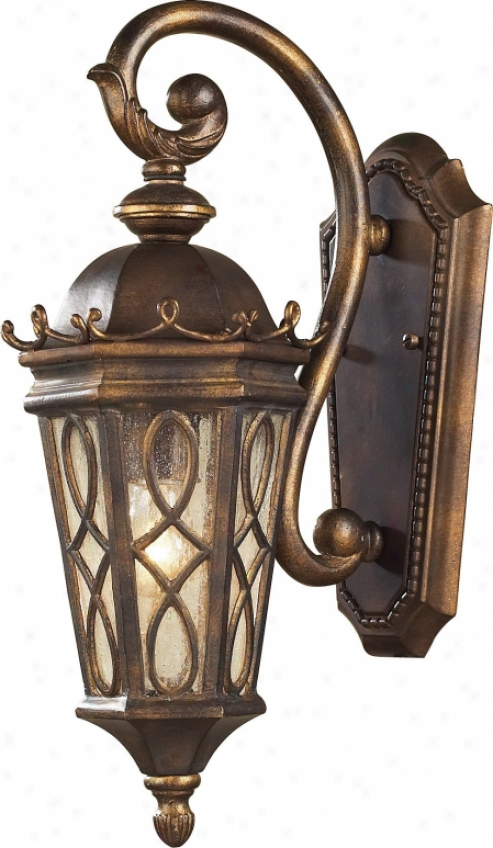 42010/1 - Elk Lighting - 42010/1 > Outdoor Wall Sconce