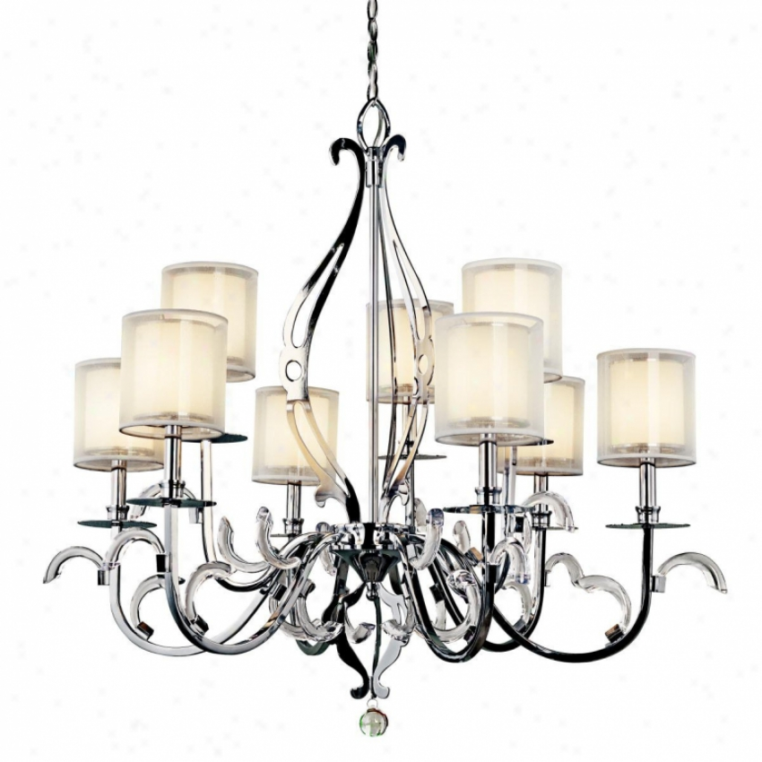 42304ch - Kivhler - 42304ch > Chandeliers