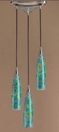 501-3mt - Elk Lighting - 501-3mt > Pendants