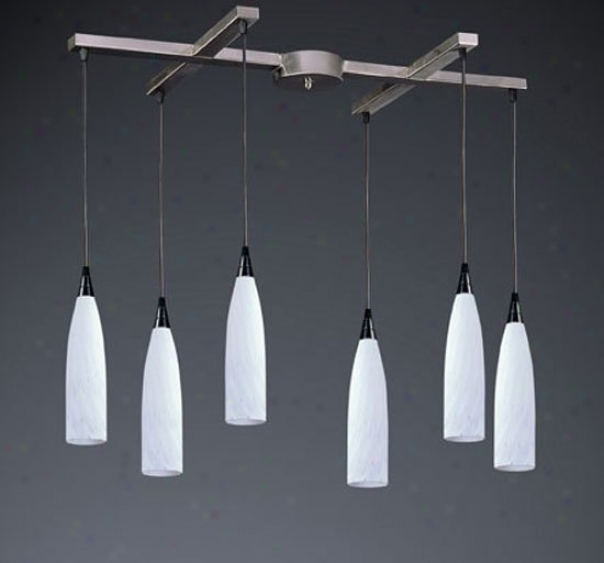 501-6fr - Elk Lighting - 501-6fr > Pendants
