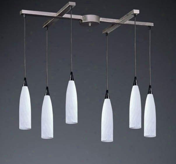 501-6wh - Moose Lighting - 501-6wh > Pendants