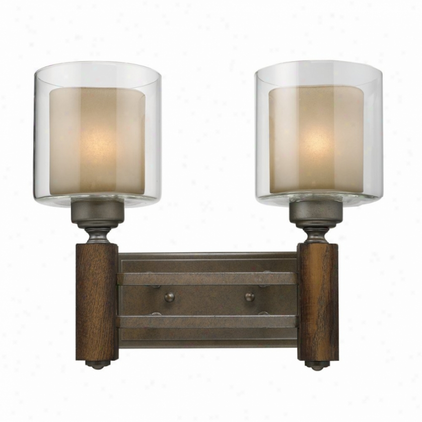 5010-ba2-mw - Golden Lighting - 5010-ba2-mw > Wall Sconces
