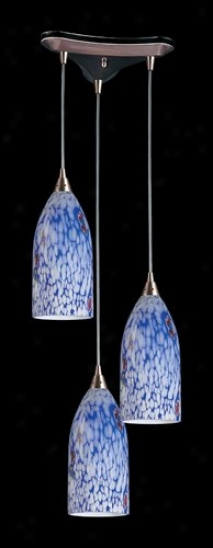 502-3bl - Elk Lighting - 502-3bl > Pendants